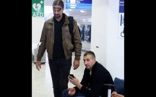 Στο Μόναχο ταξίδεψε και ο Δημήτρης Διαμαντίδης για να παρευρεθεί στην ειδική εκδήλωση που θα γίνει για το PAO Alive, μαζί με τον Φρ. Αλβέρτη και τον Κρ. Βαζέχα.