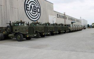 Ενδιαφέρον για την ΕΛΒΟ έχουν δείξει οι ισραηλινές Plasan και Rafael Advanced Defense Systems Ltd. σε κοινό σχήμα, η γερμανική Krauss-Maffei, η νοτιοαφρικανική Paramount και η γνωστή από την εξαγορά της ΤΡΑΙΝΟΣΕ ιταλική εταιρεία Ferrovie dello Stato, το επιχειρηματικό σχέδιο της οποίας φέρεται να επικεντρώνεται στην κατασκευή συρμών.