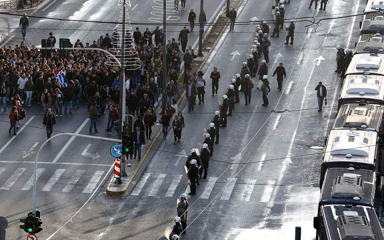 Επί ποδός 5.000 αστυνομικοί για τις εκδηλώσεις του Πολυτεχνείου