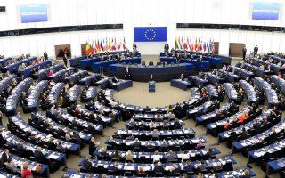 Με αφορμή το ψήφισμα για την καταδίκη του ναζισμού και του σταλινισμού, δείξαμε για άλλη μία φορά στο Ευρωκοινοβούλιο την ιδιαιτερότητά μας.