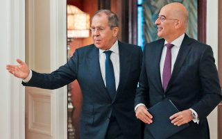 Κοινό πρόγραμμα διαβουλεύσεων για την περίοδο 2020-2022 υπεγράφη μεταξύ Ελλάδας και Ρωσίας, κατά τη συνάντηση των δύο υπουργών κ. Δένδια και Λαβρόφ στη Μόσχα, σηματοδοτώντας την έναρξη ενός «νέου κεφαλαίου στις διμερείς σχέσεις».