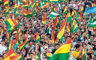 Πανηγυρικές εκδηλώσεις αλλά και συγκρούσεις σε πολλές πόλεις της Βολιβίας ακολούθησαν την παραίτηση του προέδρου Εβο Μοράλες, υπό την πίεση του στρατού. Το Μεξικό του παραχώρησε πολιτικό άσυλο και ζήτησε την ασφαλή έξοδό του από τη χώρα.