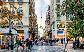Στη 14η θέση της λίστας με τους ακριβότερους δρόμους στον κόσμο αναρριχήθηκε η Ερμού, από τη 15η όπου βρισκόταν ένα χρόνο πριν, καθώς το μέσο ετήσιο ενοίκιο αυξήθηκε σε 3.420 ευρώ το τετραγωνικό μέτρο από 3.000 ευρώ τον προηγούμενο χρόνο.