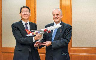 Τα αεροπορικά δρομολόγια θα ξεκινήσουν τον Ιούλιο του 2020 και στόχος είναι ο αριθμός των Κινέζων τουριστών στην Ελλάδα να φτάσει τις 500.000.