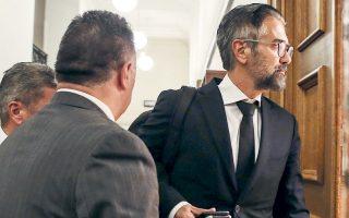 Χθες ολοκληρώθηκε η κατάθεση του K. Φρουζή στην Προανακριτική. Η επιτροπή αναμένεται να συνεδριάσει και πάλι στις 26 Νοεμβρίου.