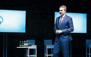 Ο κ. Μητσοτάκης κατά την ομιλία του στο συνέδριο του ΕΛΚ, χθες, ανέφερε ότι η κατάσταση στα ελληνικά νησιά είναι πλέον «μη διαχειρίσιμη».