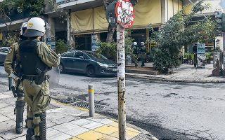 Από την έναρξη εφαρμογής του σχεδίου της ΕΛ.ΑΣ. έχουν εκκενωθεί 12 καταλήψεις στα Εξάρχεια και στο κέντρο της Αθήνας και μία στη Λάρισα, ενώ υπό κατάληψη παραμένουν άλλα 9 κτίρια (όπως προκύπτει από το σχέδιο ανάπλασης που είχε συντάξει ο Δήμος Αθηναίων).