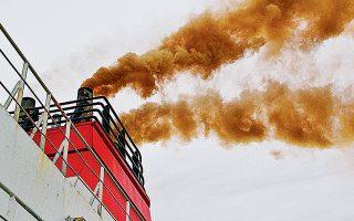 Ερευνες δείχνουν ότι έως 50.000 άνθρωποι χάνουν τη ζωή τους ετησίως στην Ε.Ε. εξαιτίας των ναυτιλιακών ρύπων.