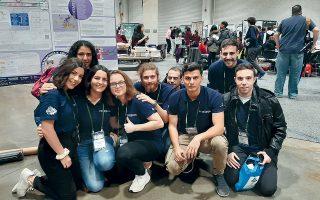 Η ομάδα iGEM Thessaloniki κέρδισε το χρυσό μετάλλιο στον Διαγωνισμό Συνθετικής Βιολογίας iGEM 2019 μεταξύ 5.000 διαγωνιζομένων ερευνητικών ομάδων από κορυφαία πανεπιστήμια (ΜΙΤ, Cambridge, Oxford, Harvard κ.ά.) 40 χωρών.