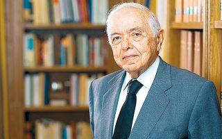Ανθρωπος πράος, αλλά με τσαγανό, ο Νίκος Ανδρουλάκης (1933-2019) ήταν για δεκαετίες ηγετική μορφή στον κλάδο των ποινικών επιστημών.