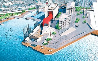 Το θέμα της δημιουργίας Μουσείου Εναλίων Αρχαιοτήτων στο κτίριο του σιλό στο λιμάνι του Πειραιά συζητήθηκε στο υψηλότατο επίπεδο κατά την επίσκεψη του Κινέζου προέδρου.