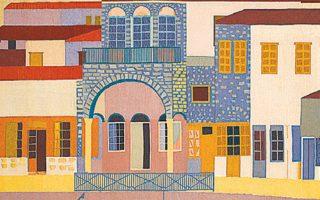 Η έκθεση «Υφάνσεις. Ζωγραφική και ταπισερί στην Ελλάδα από το 1960 έως σήμερα», εγκαινιάζεται στο Μουσείο Μπενάκη της Πειραιώς.