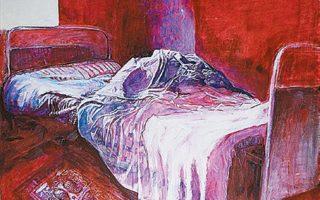 Η ατομική έκθεση ζωγραφικής του Γιώργου Λουλούδη «Καταγωγές» παρουσιάζεται στην Gallery Genesis.
