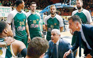 Ο Δ. Γιαννακόπουλος τα «έψαλε» σε παίκτες και τεχνικό επιτελείο, οι οποίοι ζήτησαν «συγγνώμη» από τον κόσμο. Ο Αργύρης Πεδουλάκης παραμένει στο τιμόνι του Παναθηναϊκού.