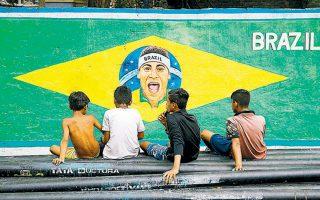 H Βραζιλία το 2019 προμήθευσε την Ευρώπη με 466 παίκτες, ενώ η Γαλλία με 350. Η Ελλάδα προς το παρόν... προτιμά τους Ιβηρες.