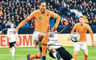 Ολλανδία και Γερμανία έχουν σημαντικό προβάδισμα έναντι της Β. Ιρλανδίας, η οποία όμως δεν έχει πει την τελευταία λέξη στον 3ο όμιλο.