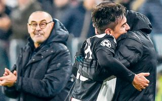 O 26χρονος Πάουλο Ντιμπάλα σημείωσε ένα από τα ωραιότερα γκολ της χρονιάς για τη Γιουβέντους κόντρα στην Ατλέτικο Μαδρίτης, κάνοντας ακόμη και τον δύσπιστο Μαουρίτσιο Σάρι να μείνει... αποσβολωμένος.