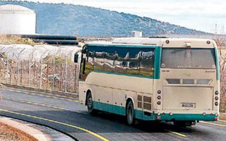 Εξώδικο έστειλαν οι ιδιοκτήτες τουριστικών λεωφορείων στον υπουργό Ανάπτυξης.