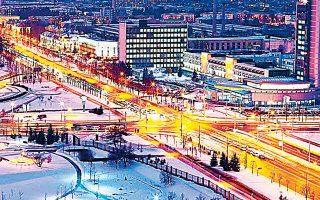 Το οικονομικό μοντέλο της Λευκορωσίας οφείλει την επιβίωσή του στις επιδοτήσεις σε ενεργειακά προϊόντα που προσφέρει η Ρωσία.