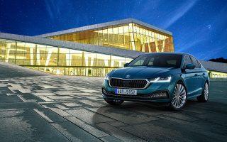 Το ολοκαίνουργιο grand coupe εντυπωσιάζει με το σχήμα και την αρμονία των αναλογιών του.