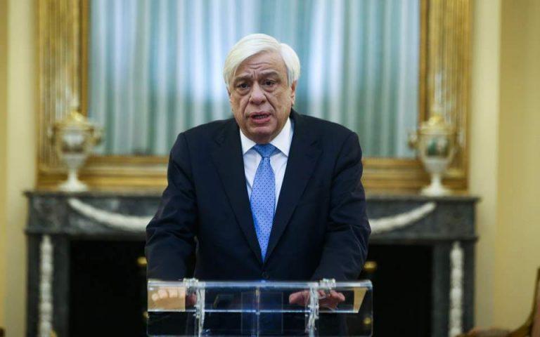 Παυλόποπουλος: Νέα περίοδος στις σχέσεις Ελλάδας – Κίνας