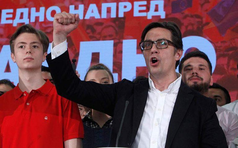 Πρόεδρος της Β. Μακεδονίας: Η ένταξη στο ΝΑΤΟ άξιζε την αλλαγή του ονόματος