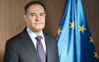 «Πρέπει να είμαστε έτοιμοι για το γεγονός ότι μια κρίση μπορεί να συμβεί ξανά, οι συνθήκες για τη δημιουργία της δεν έχουν εξαφανιστεί από την Ε.Ε.», υπογραμμίζει στην «Κ» ο Φαμπρίς Λεζερί.