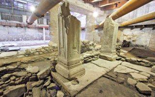 decumanus-maximus-exi-aiones-istorias-tis-vyzantinis-thessalonikis-kato-apo-to-metro0