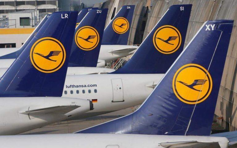 Προς απεργιακές κινητοποιήσεις προσανατολίζονται οι εργαζόμενοι στη Lufthansa