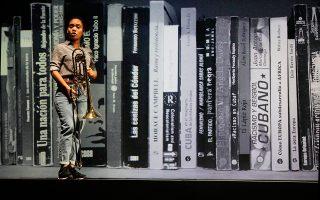 Την παράσταση των Rimini Protokoll «Granma: Trombones from Havana» παρουσιάζει η Στέγη στην Κεντρική Σκηνή.