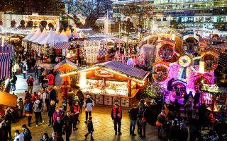 Το Βερολίνο είναι ο μεγαλύτερος «χριστουγεννιάτικος» πελάτης του 49χρονου Θεσσαλονικιού επιχειρηματία