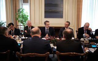 Το νομοσχέδιο αφορά «τον σεβασμό στον δημόσιο χώρο», υπογράμμισε ο κ. Μητσοτάκης κατά τη χθεσινή συνεδρίαση του υπουργικού συμβουλίου. ΔΗΜΗΤΡΗΣ ΠΑΠΑΜΗΤΣΟΣ