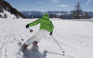 Χιλιάδες χιονοδρόμοι επισκέπτονται τις πίστες του χιονοδρομικού κέντρου στο Τρεντίνο. Πλέον, θα πρέπει να αποχαιρετήσουν οποιοδήποτε πλαστικό σκεύος.