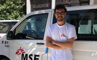 Ο αναισθησιολόγος Διονύσης Μαυροδής έζησε τη σκληρή πραγματικότητα στη Γάζα σε δύο αποστολές 14 εβδομάδων των Γιατρών Χωρίς Σύνορα