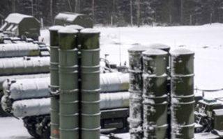 Ρωσικοί S-400... στα χιόνια, στο πλαίσιο πρόσφατης άσκησης.