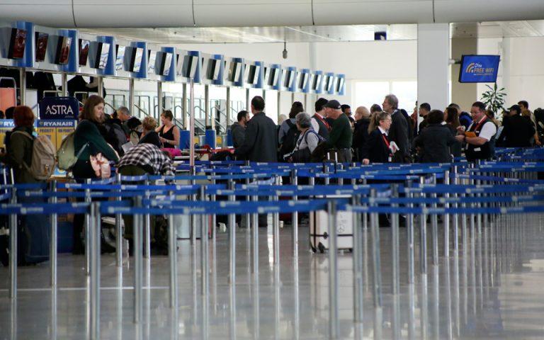 Στην 22η θέση των αεροδρομίων της Ε.Ε. το «Ελευθέριος Βενιζέλος»