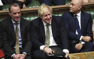 Για τον Μπόρις Τζόνσον, σήμερα είναι η ημέρα που θα εκπληρωθεί η «υπόσχεση που δόθηκε στο βρετανικό λαό»
