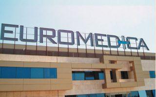 Η Healthcare Investors, συμφερόντων Farallon Capital, είναι ο στρατηγικός επενδυτής του σχεδίου εξυγίανσης της Euromedica. Σύμφωνα με πληροφορίες, έχει ήδη καταβάλει περίπου 6 εκατ. ευρώ για την κάλυψη λειτουργικών εξόδων και μισθοδοσίας.