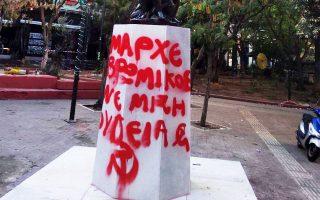 neos-vandalismos-sto-agalma-ton-exarcheion-amp-8211-athlia-synthimata-kata-k-mpakogianni-fotografies0