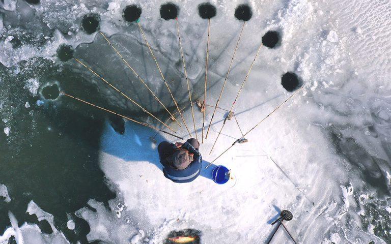 Πεκίνο: Ψαρεύοντας στην πόλη