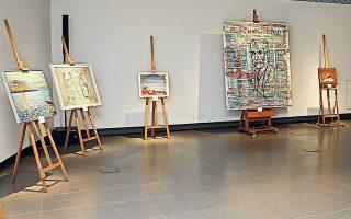 Με απόλυτη επιτυχία πραγματοποιήθηκε την Τρίτη το βράδυ η φιλανθρωπική δημοπρασία της «Κ» στο πλαίσιο του εορτασμού των 100 ετών της, στο Μουσείο Γουλανδρή στο Παγκράτι. Συμμετείχαν δεκάδες αναγνώστες, οι οποίοι αγόρασαν και τα 15 έργα Ελλήνων καλλιτεχνών. Συγκεντρώθηκαν σχεδόν 80.000 ευρώ, που θα κατατεθούν υπέρ των σκοπών της Τράπεζας Τροφίμων.