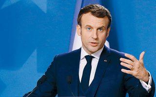 «Η αλληλεγγύη μεταξύ κρατών-μελών είναι απολύτως καίριας σημασίας, γι' αυτό παίρνουμε κάθε χρήσιμο μέτρο για τον σκοπό αυτό και δεν θα ενδώσουμε σε οποιασδήποτε μορφής πρόκληση», τόνισε ο πρόεδρος της Γαλλίας Εμ. Μακρόν κατά τη διάρκεια της συνέντευξης Τύπου μετά το πέρας της Συνόδου.