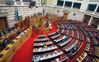 Τις τρεις πρώτες ημέρες της συζήτησης επί του κρατικού προϋπολογισμού για το 2020, δύο ήταν τα θέματα που κυριάρχησαν: εκείνο που αφορά τα πρωτογενή πλεονάσματα και ο ΕΝΦΙΑ.