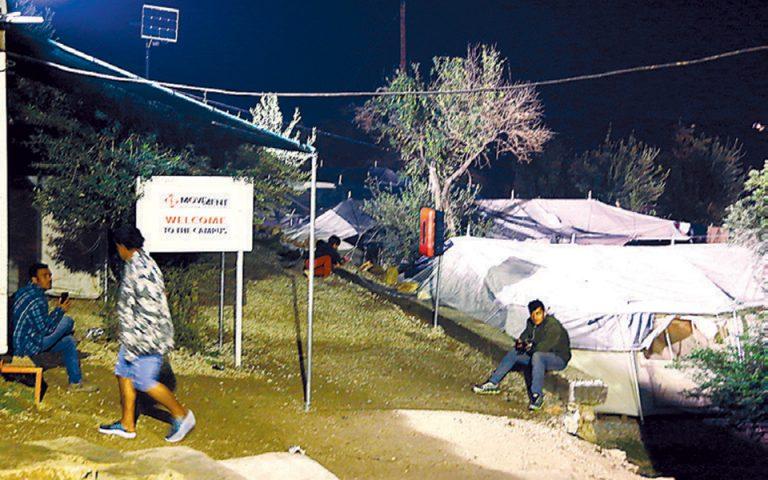 Aνθρωπιστική κρίση για τους αιτούντες άσυλο στα νησιά