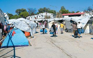 Στη Λέσβο, μεταξύ 2016-2018 οι αιτήσεις τριπλασιάστηκαν από 5.091 σε 17.269, ενώ το 2019 οι περισσότεροι άνθρωποι που φτάνουν και εγκλωβίζονται στα ελληνικά νησιά υποβάλλουν εκεί αίτημα ασύλου.