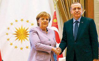 Την επικείμενη συνάντηση Μέρκελ - Ερντογάν αναμένεται να απασχολήσει και το ζήτημα της Λιβύης, καθώς ο Τούρκος πρόεδρος ανακοίνωσε ότι σκοπεύει να αποστείλει στρατό προς ενίσχυση της κυβέρνησης της Τρίπολης.