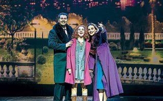 Το οικογενειακό μιούζικαλ «Annie» στο Τάε Κβο Ντο σε σκηνοθεσία  Θέμιδος Μαρσέλλου.