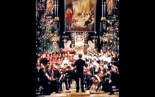 Ο Νικολάους Αρνοκούρ διευθύνει το 1982, σε μια ιστορική ηχογράφηση, το «Ορατόριο των Χριστουγέννων» του Γιόχαν Σεμπάστιαν Μπαχ.