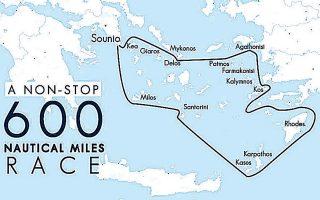 Το «Aegean 600» θα προσελκύσει κάποια από τα καλύτερα ξένα πληρώματα και θα έχει και εθνική πτυχή, καθώς η πορεία του θα κυκλώσει το Φαρμακονήσι και το Αγαθονήσι.