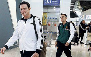 «Πρέπει να σκοράρουμε απέναντι σε αυτή την άμυνα, που έχει δυσκολέψει όλες τις ομάδες», τόνισε για τη Μακάμπι ο Ρικ Πιτίνο.
